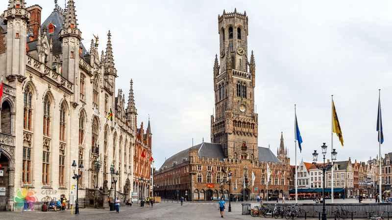Brugge'de Nerede Kalınır? En Güzel Otel Tavsiyeleri 2019