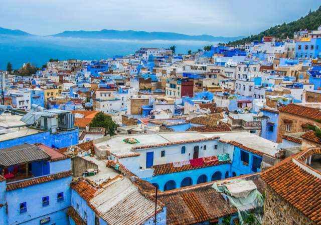 Fas'ta Görülmesi Gereken Yerler 2019