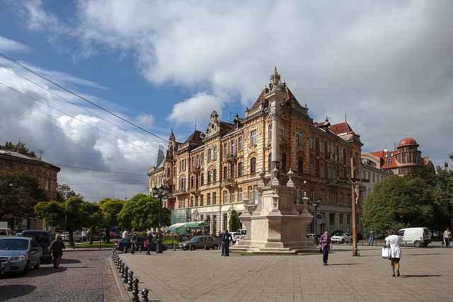 Где остановиться во Львове Украина 2019 Отель и Хостел Консультации