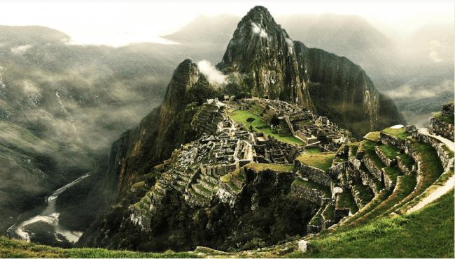 Könnte der Flughafen Machu Picchu der Tod einer der größten archäologischen Stätten der Welt sein?