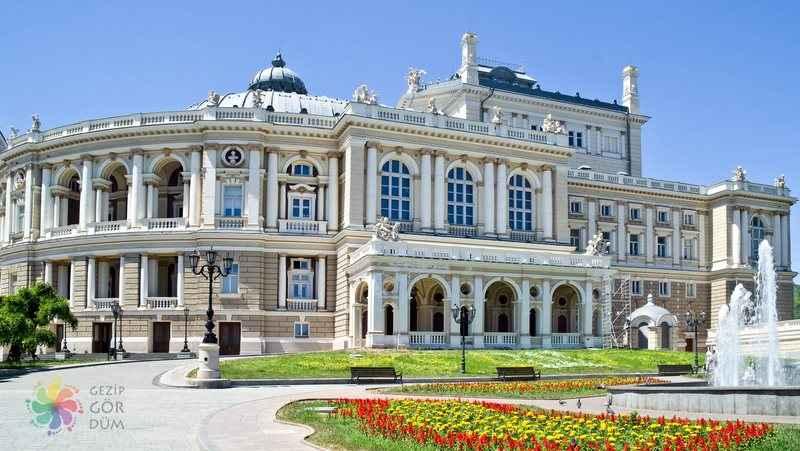 Odessa Gezilecek Yerler, Ukrayna'nın En Güzel Mekanları ve Tatil Bölgeleri 2019