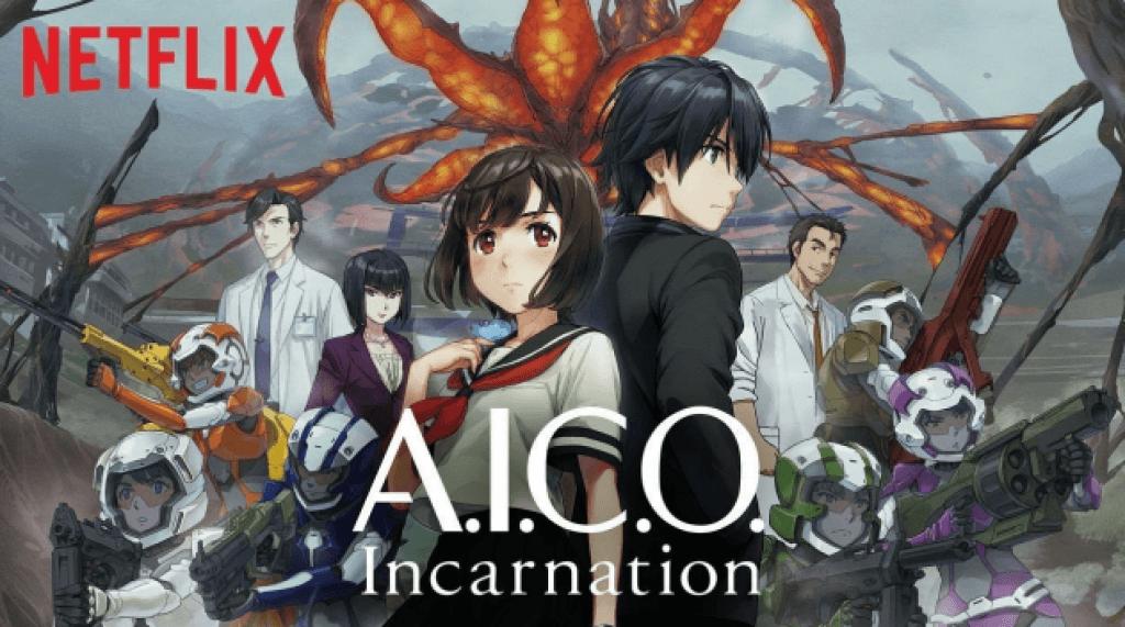 Netflix Animeleri İçinden En İyi 9 Anime Dizi