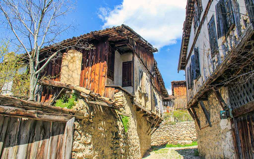 Yörük Köyü Ve Safranbolu Tarihi