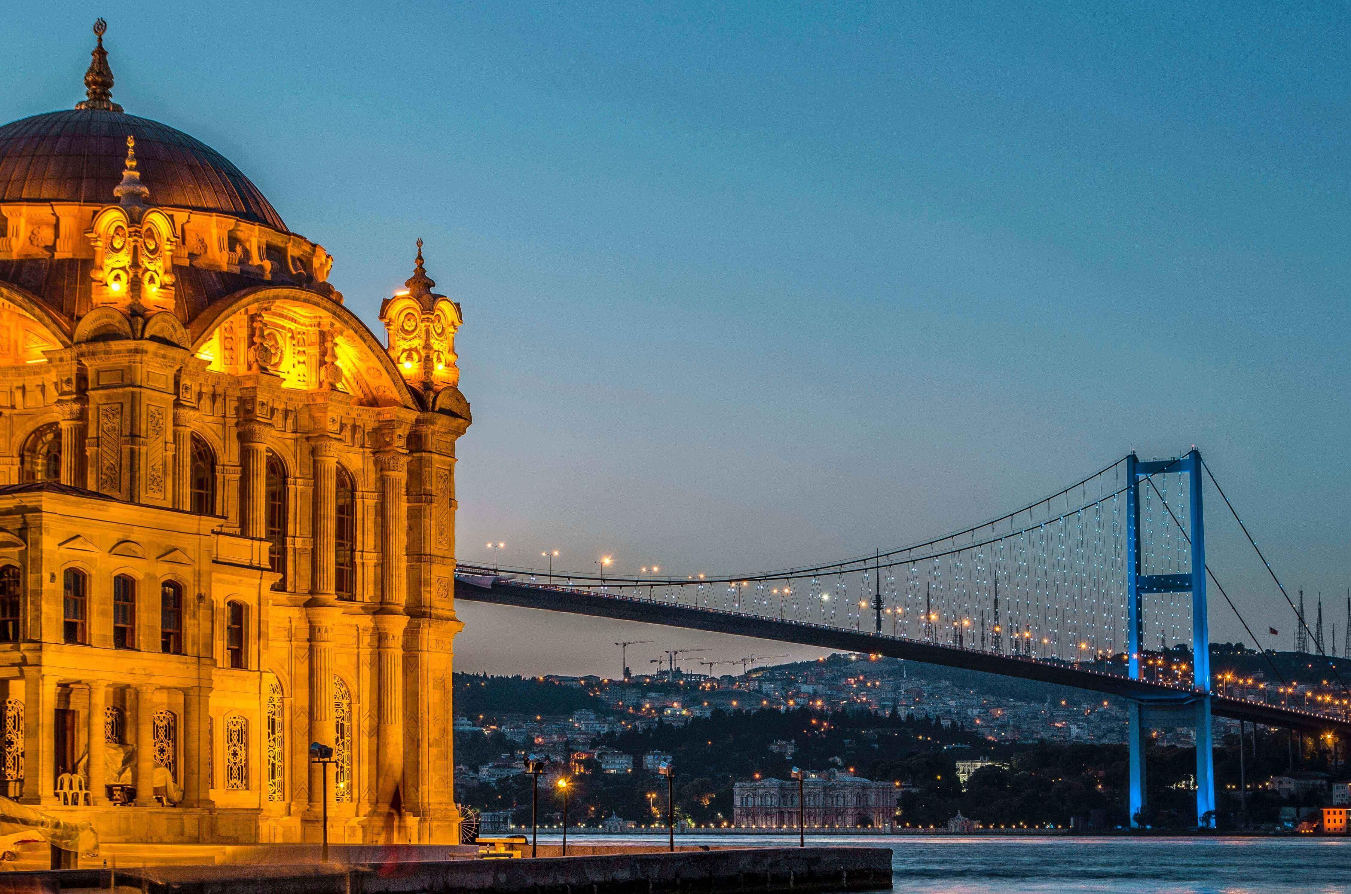 İstanbul'da Gezilecek Yerler | Bir Gezginin Kaleminden