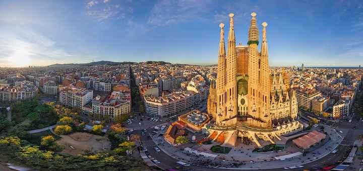 İspanya'da Gezilmesi gereken yerler
