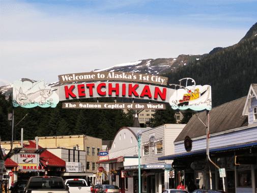 Alaska ya yolculuk