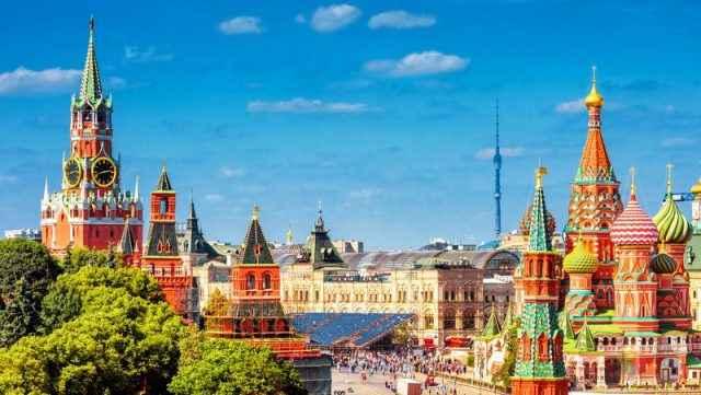 Moskova Gezilecek Yerler Listesi | En Güzel 20 Yer!