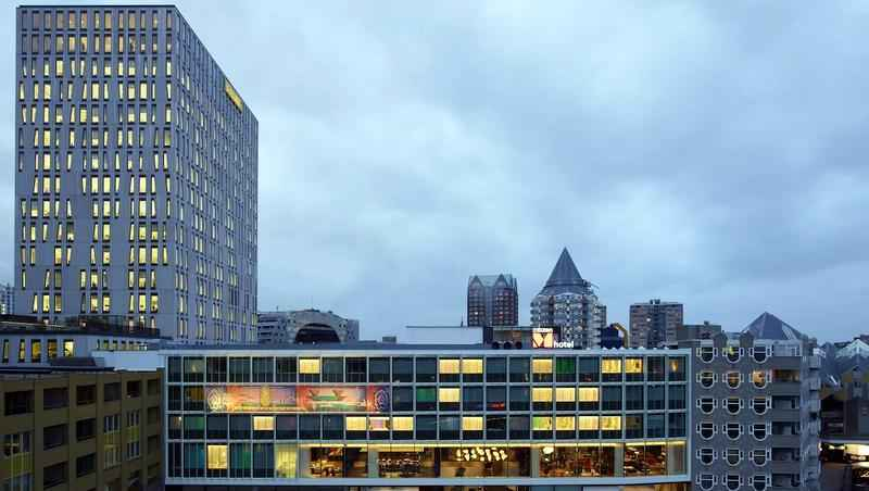Rotterdam'da Nerede Kalınır? En Güzel Otel Tavsiyeleri 2019