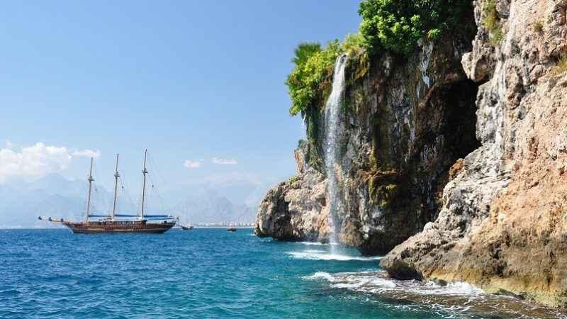 Antalya Gezilecek Yerler | Tarihi Mekanlar | Antalya Plajları