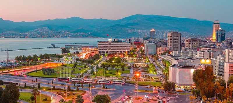 İzmir de Yaşam