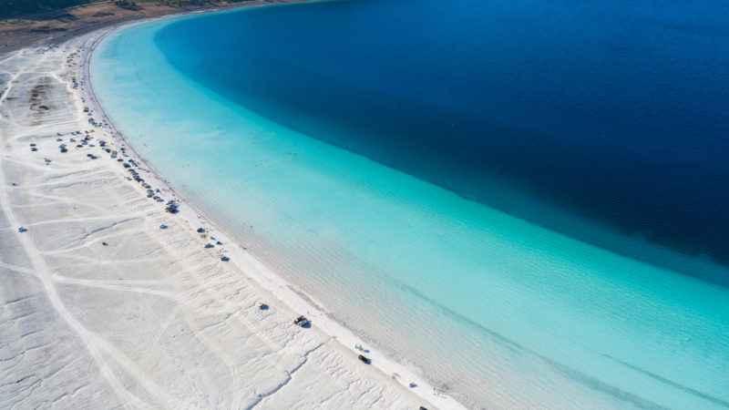 Burdur/ Salda Gölü