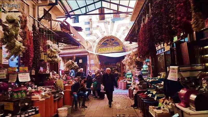 Gaziantep'te gezilecek görülecek yerler ve tadılması gerekenler